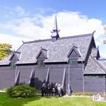 Holmen Cemetery Stave Chapel
