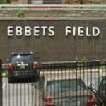 Site of Ebbets Field
