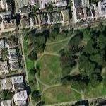 Alamo Square (Google Maps)