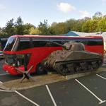 Tank vs Bus