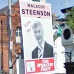 Malachy Steenson - Workers' Party of Ireland