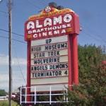 Movies at the Alamo Theater
