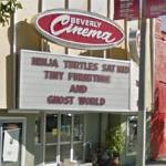 Movies at New Beverly Cinema