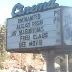 Movies at Blue Jay Cinema
