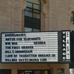 Movies at Village East Cinema