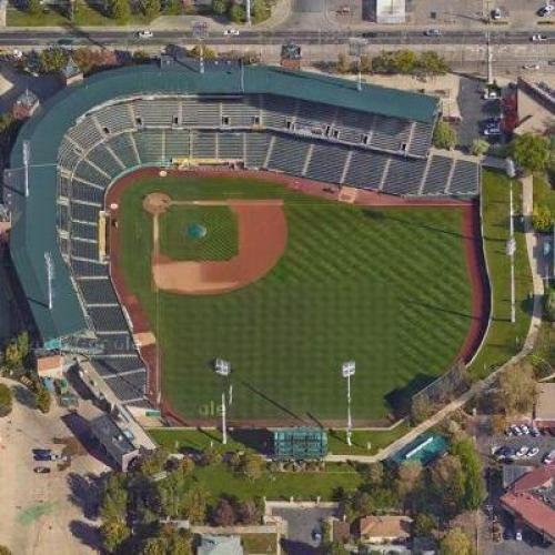 Franklin Covey Field (Google Maps)