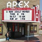 Apex adult theater (StreetView)