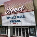 'Beverly Hills Chihuahua' at Hemet Theater (StreetView)