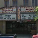 Movies at Highland Theater