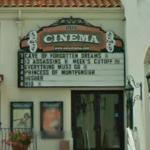 Movies at Osio Cinema (StreetView)