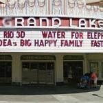 Movies at Grand Lake Theater