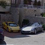 Lamborghini Gallardo + Ferrari 612