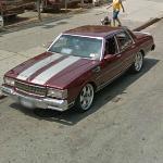 3rd Gen Chevrolet Caprice