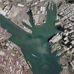 Honolulu Harbor (Google Maps)