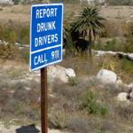 Report drunk drivers, call 911