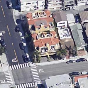 TMZ's Charles Latibeaudiere's House (Google Maps)