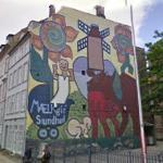 'Milk and Mural' by Henry Heerup (StreetView)