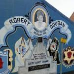 Robert Dougan mural