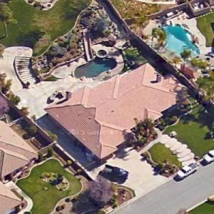 Dan and Laura Dotson's House (Storage Wars Auctioneers) (Google Maps)