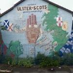 Ulster Scots mural