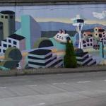 Mural of Seattle (StreetView)
