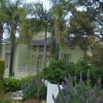 'Farrell House' by Lloyd Wright (StreetView)