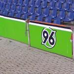 Hannover 96 Logo (StreetView)