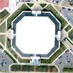 Bud Walton Arena - University of Arkansas (Google Maps)