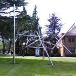 'Mozart I' by Kenneth Snelson