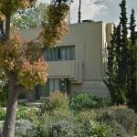 'Bollman House' by Lloyd Wright (StreetView)