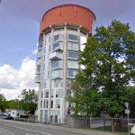 Jaegersborg water tower