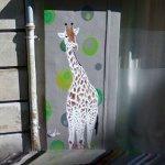 Giraffe by Mosko et associés