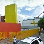 'Corpus Christi Church' by Luis Barragan (StreetView)