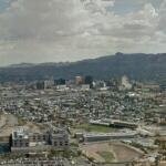 View of El Paso/Juarez