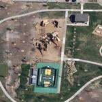 Extreme Makeover: Home Edition: The Joplin families / The Cunningham Park (Google Maps)