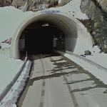 Øksfjord Tunnel