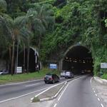 Andre Rebouças tunnel