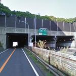 Short highway tunnel