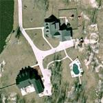 Bobby And Justin Goodson's Homes - Swamp Loggers (Google Maps)