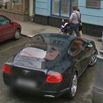 New generation of Bentley Continental