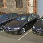 BMW M5 (F10) (2011-present)