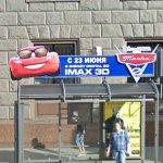 Cars 2 ad (StreetView)
