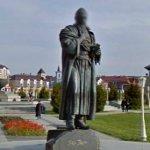 Statue of Qol Gali