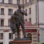 Statue of Feodor Ivanovich Chaliapin