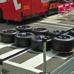 Slick tyres (StreetView)