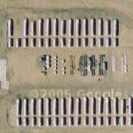 Titan missiles waiting to be scrapped (Google Maps)