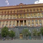 Lubyanka Building: former KGB Headquarters (StreetView)