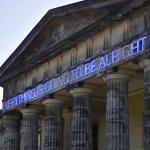 'Work no. 975 EVERYTHING IS GOING TO BE ALRIGHT' by Martin Creed