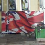 British Flag (StreetView)