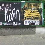 Korn and ZZ Top Live in Concert